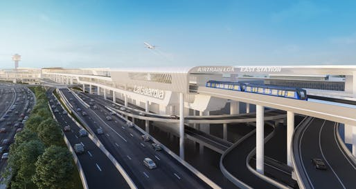 The FAA has approved the estimated $2.1 billion LaGuardia AirTrain project. Image: Courtesy Governor Andrew Cuomo's Office