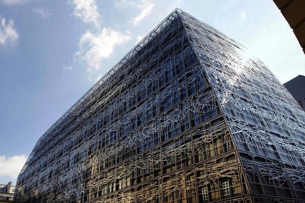 Best architecture in paris