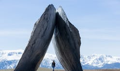 Monumental land art emerges in Montana's new Tippet Rise Art Center