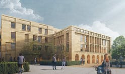 Plans for a new humanities center and concert hall at Oxford University have been unveiled