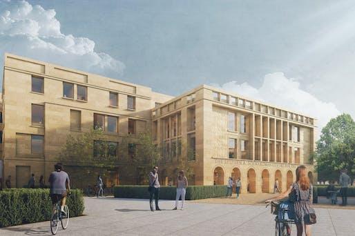 Images courtesy Oxford University public consultation