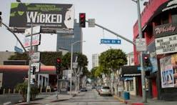 Narrow Streets Los Angeles