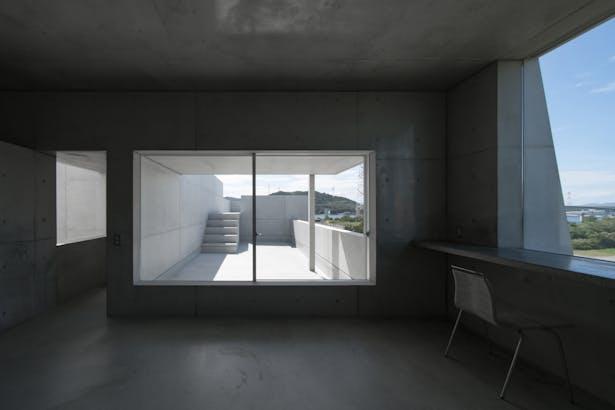 House in Mukainada (c)Kazunori Fujimoto