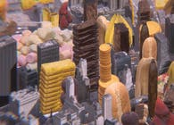Photogrammetry - Food City in Manhattan