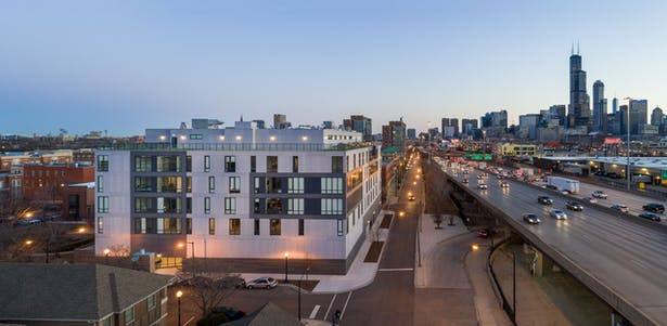 'X' Apartments / The X Company / Cordogan Clark & Associates Architects / Engineers