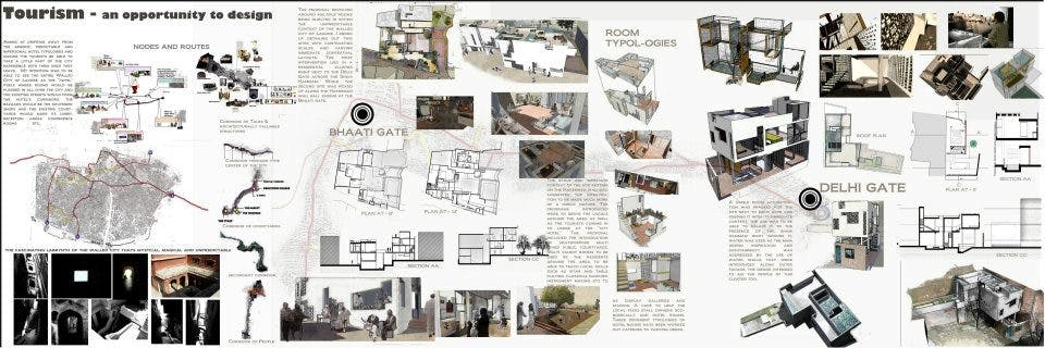 Thesis Project Regenerating The Hotel Ansab Zafar