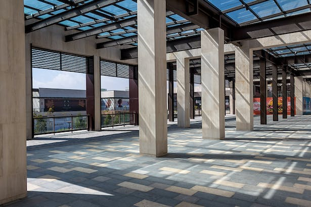 Town Square Metepec by Grow Arquitectos