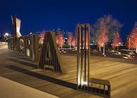 Poppy Plaza: the marc boutin architectural collaborative