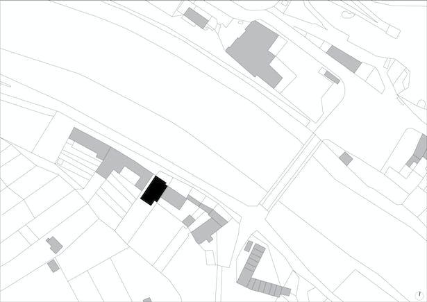 Site Plan Kuba & Pilař architekti