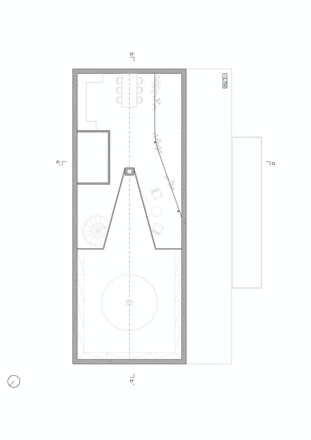 First Floor Plan Fránek architects