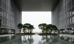 David Chipperfield's completed Amorepacific HQ shows how a company can participate in the larger community