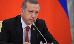 As conflict wages in Syria, Turkey's Erdogan eyes future real-estate prospects