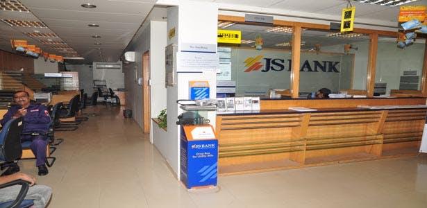 JS Bank Gulshan e iqbal branch - Karachi | MUHAMMAD