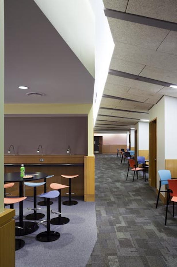 NYU Bobst Library General Purpose Classrooms | Jacqueline