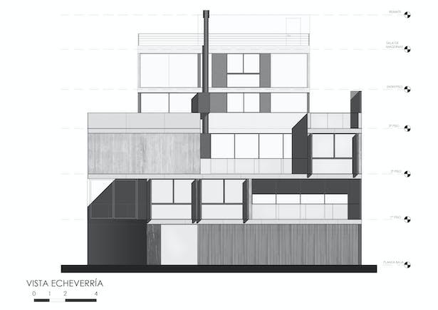 Urban Style 2 - Echeverría view - open