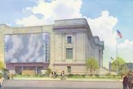 Franklin Institute Addition - Nicholas & Athena Karabots Pavilion