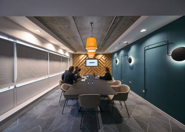 ICE Cube bookable meeting space