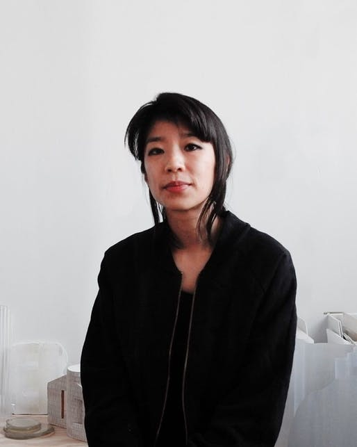 Dean Stephanie Lin of The School of Architecture. The school was founded by Frank Lloyd Wright as the Taliesin Fellowship in 1932.