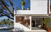 A residential complex on the coast of Mexico renovated by MAIN OFFICE