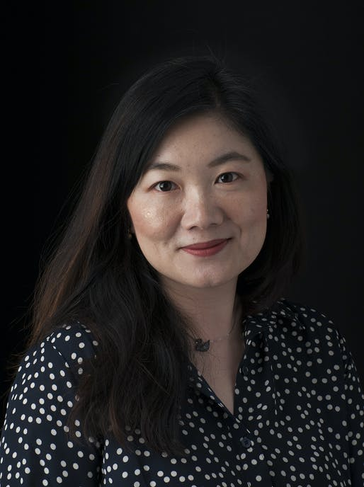 Hui Cai is the new University of Kansas School of Architecture Department of Architecture chair. Image: The University of Kansas