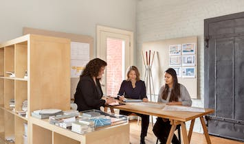 Challenging Architecture's Grueling Work Culture, Kimberly Neuhaus Carves Out Her Own Space