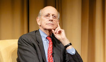Justice Stephen Breyer to take over for Murcutt as Chair of the Pritzker Architecture Prize Jury