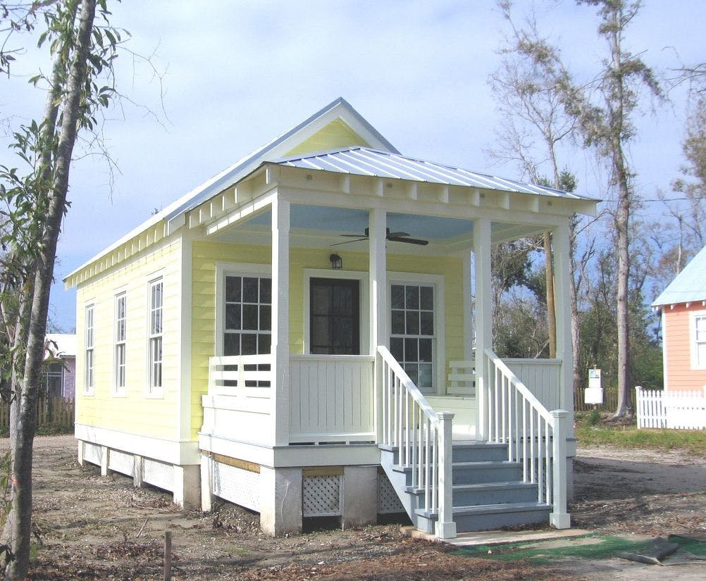 The Hurricane Katrina Cottages Where Are They Now News