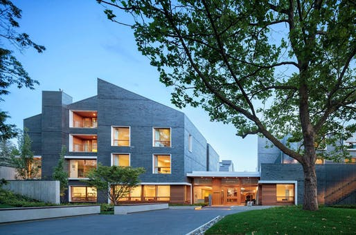 """Ronald McDonald House BC & Yukon by RAIC 2021 Architectural Firm Award winner <a href=""""https://archinect.com/mg-architecture"""">Michael Green Architecture</a>. Photo credit: Ed White."""