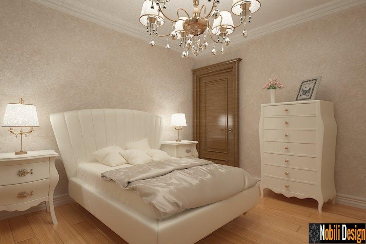 Design interior dormitor clasic amenajari interioare for Design interior case