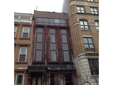 139 weat 123 rd st, Harlem Renovation - Housing