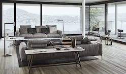 Flexform showcases new sofa line designed by Italian architect Antonio Citterio
