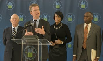 Former HUD secretary Shaun Donovan is running for mayor of New York City