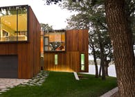 House on Lake Okoboji