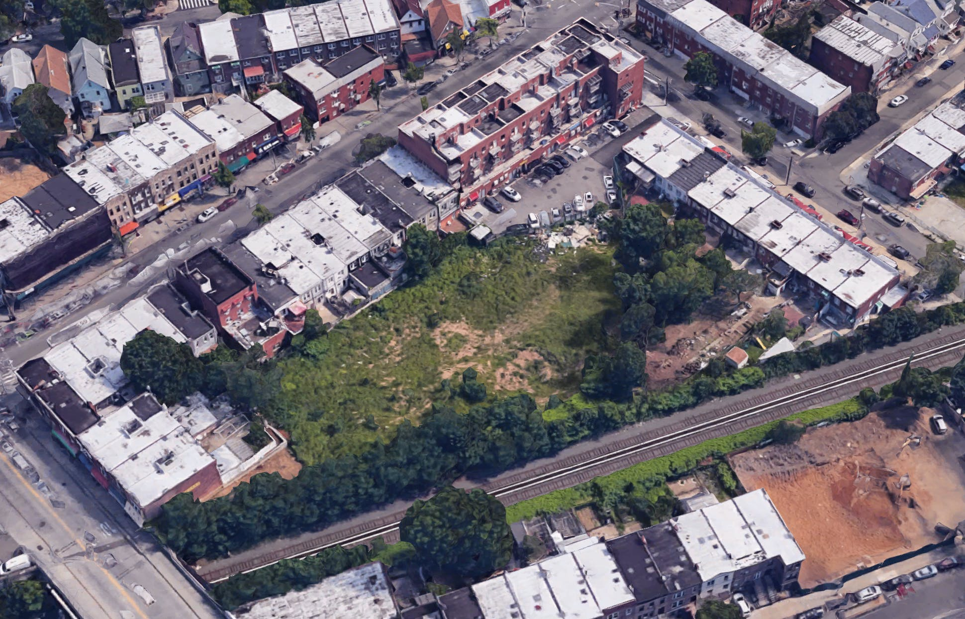 Map Of New York Suburbs.Historic Nyc African American Burial Ground Marketed For 13 8m