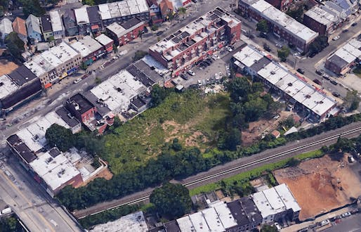 47-11 90th Street in Queens, New York. Image courtesy of Google Maps.