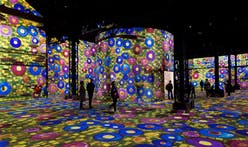 The first digital art museum in Paris opens with a Klimt exhibition
