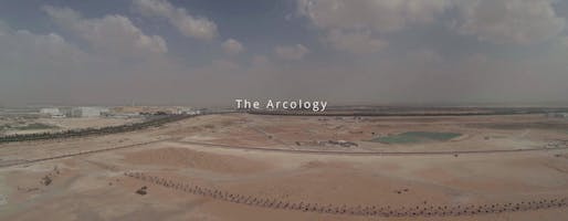 "Screenshot from ""The Arcology"" by Electric Lime Productions."