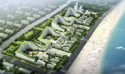 Dongjiang Harbor Master Plan Entry by HAO and Archiland Beijing
