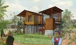 Winning designs of Cambodian Sustainable Housing competition now built