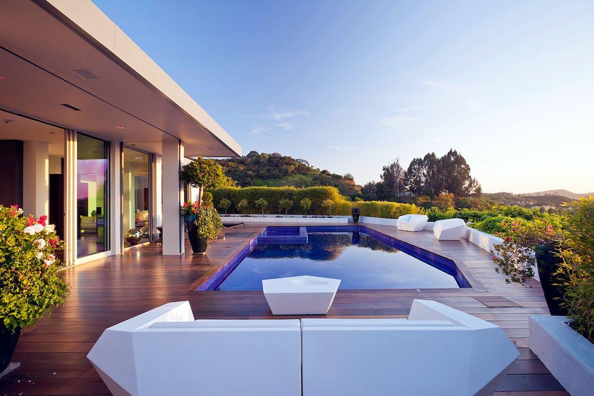 Beverly Hills House Jendretzki Llc Archinect