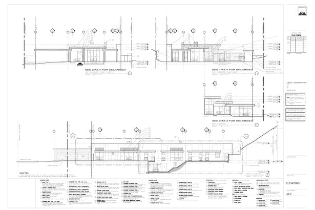 Residential 1 (Sections-Elevations)
