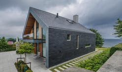 Natural slate for a smooth Scandinavian design