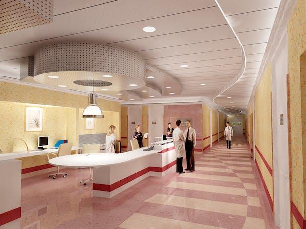 Ghayathi Hospital Abu Dhabi Shanad Iqbal Archinect