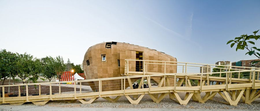 Fab House fab lab house collabration with iaac | misosoupdesign | archinect