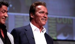 Arnold Schwarzenegger voices Waze app
