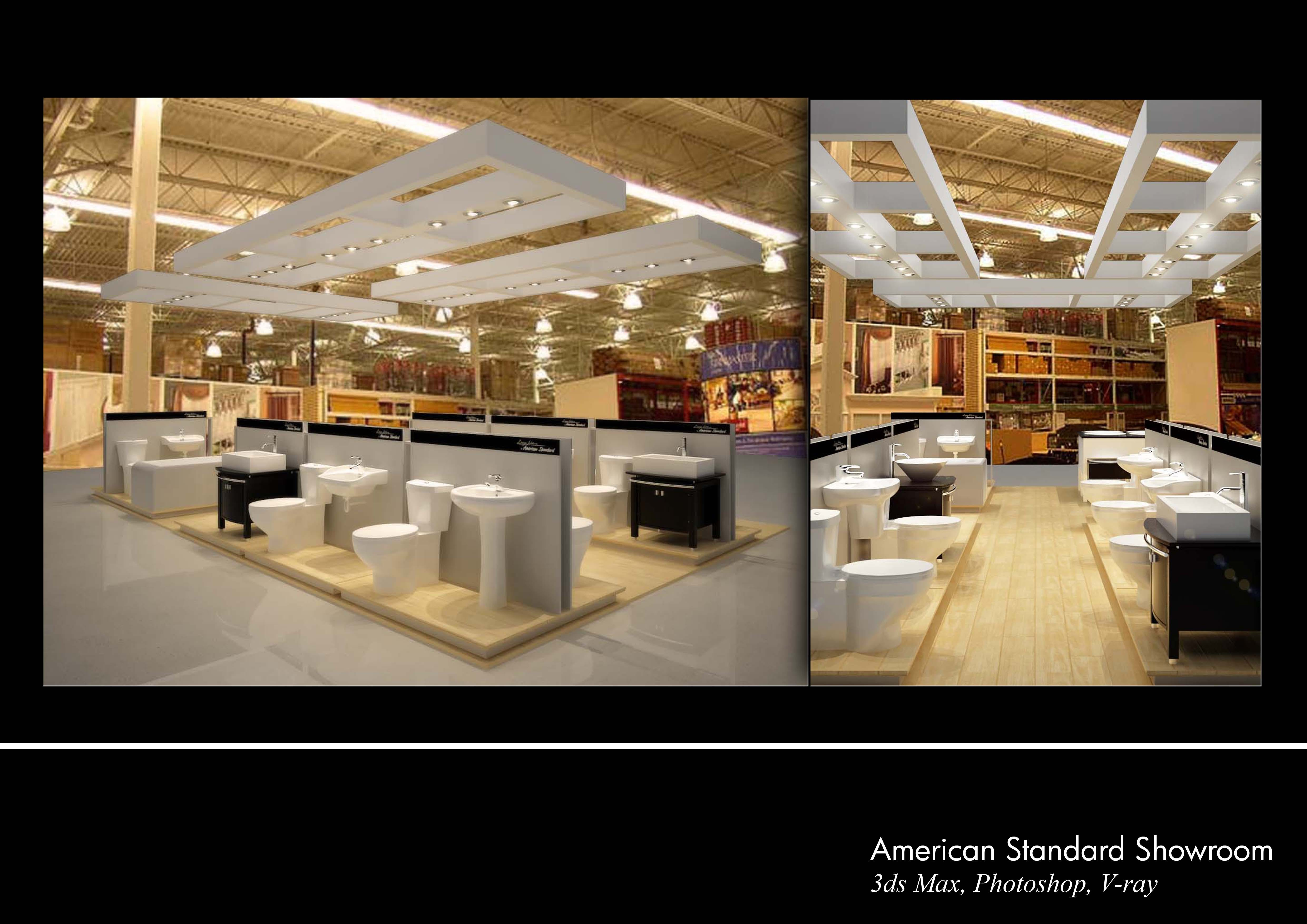American Standard Philippines | Dember Castañeda | Archinect