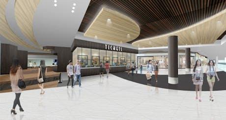 North Molino Shopping Center