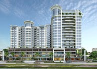 3D Commercial Exterior Rendering Services