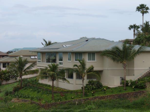 Wailea Spencer Home Side View