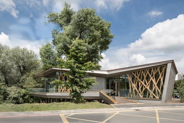 Maggie's Centre, Oxford